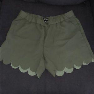 Madewell Flowy Shorts NWT